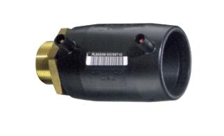Manchon électrosoudable adaptation laiton mâle PN16 - Ø20 - filetage ½