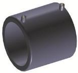Manchon électrosoudable PE100 SDR17 - S8 - PN10 - Ø125