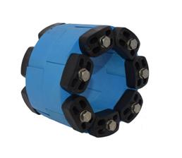 Joints d'étanchéité PRESSIO tube Ø125 / carrotage Ø150
