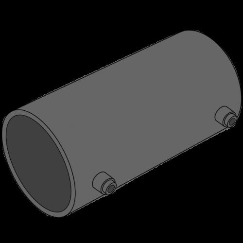 Manchon électrosoudable PEPC - Ø100/112