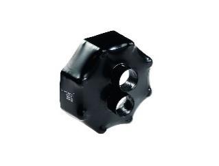 Manchon thermorétractable PE-HD pour tubes doubles, gaine 160